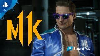 Mortal Kombat 11   Official Old Skool Vs. New Skool Trailer   PS4