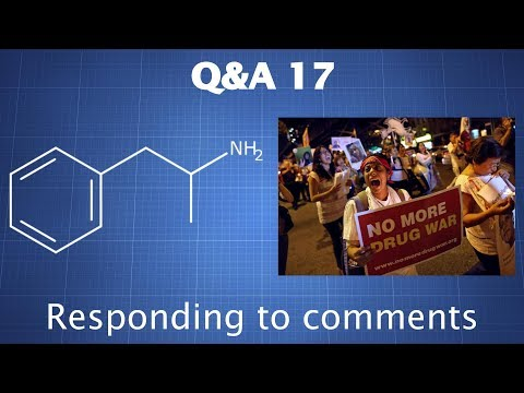 Q&A 17 - My Ideal Drug Policy, Kratom Overdoses (& More)
