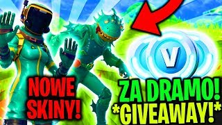 NEW SECRET SKINS! NEW ITEM! FREE V-DOLCE! HIDDEN EMOTES! Update 4.2! (Fortnite Battle Royale)