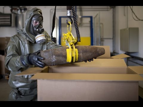 ISIS' chemical weapons threat