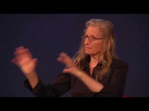 Conferencia de Annie Leibovitz / Talk by Annie Leibovitz