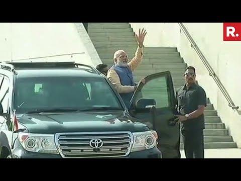 PM Modi To Land In A Seaplane On The Sabarmati River