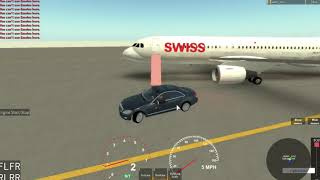 ROBLOX | SWISS, How to drive the SWISS First Limo