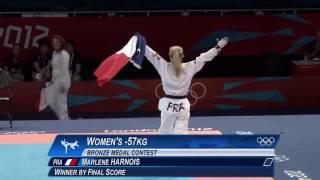 Marlene Harnois - Taekwondo