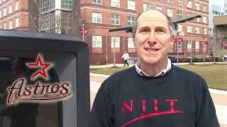 NJIT Mathematician Releases 2014 Major League Baseball Projections