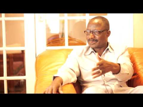 Ben Ulenga (Full Interview) (Namibia Documentary Series)