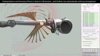 Nautilus Flyer Real Time 3D Design U2022 Short Version
