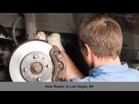 Auto Repair Las Vegas NV The Town Diesel Mechanic