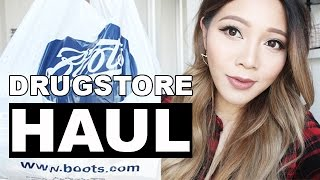 Drugstore Makeup and Beauty Haul