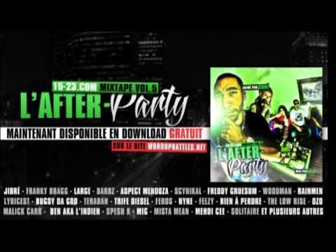 17-Real City Roulette - FEROS feat. NYNE // 15-23 mixtape vol.5: L'AFTER-PARTY