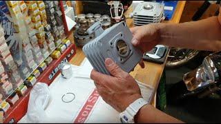 Neue Simson LT60 reso Zylinder wieder lieferbar ? Passen diesmal die Maße ? Wir messen nach !