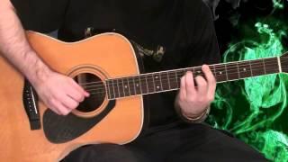 Tenacious D - Beelzeboss Lesson (Ramiro Delforte)