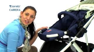 Бебешка количка   Lorelli   Combi Stroller CARRERA 4  EN    цена от 4BABY BG(WWW.4BABY.BG - Тук може да откриете нашите детски играчки стоки за бебето както и игри сортирани по категории...., 2015-03-07T16:45:42.000Z)