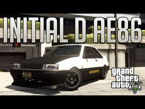 Initial d car gta 5 - Vehicles in Grand Theft Auto V and Online