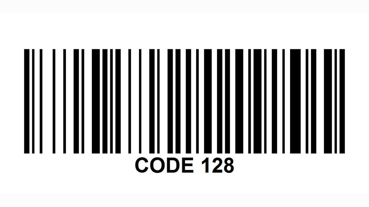 Code 128 Barcode Creation in NiceLabel