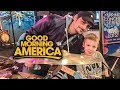 Capture de la vidéo Good Morning America, Avery Drummer Molek & Brad Paisley (6 Year Old Drummer)