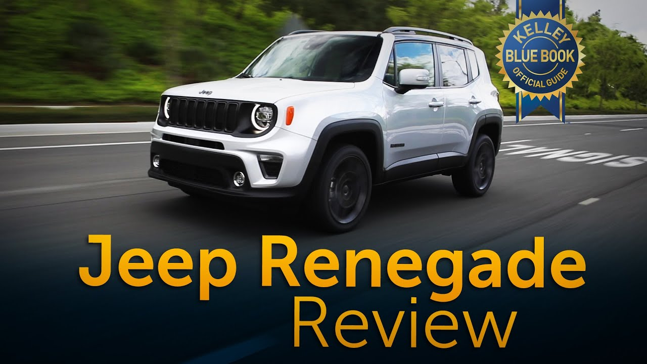 2020 Jeep Renegade Review Road Test Youtube