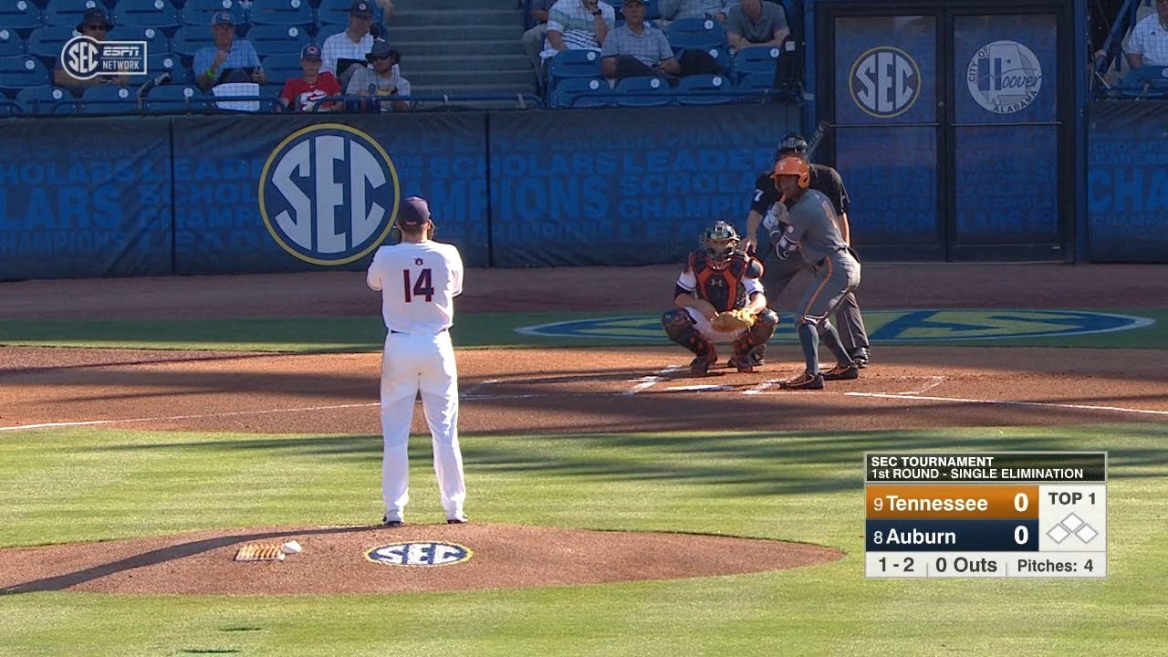 SEC Baseball Tournament 2019: LSU vs. Auburn video highlights, score