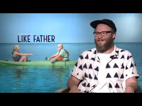 Seth Rogen Dishes All About Doing The Lion King With Beyonce and Donald Glover Exclusive