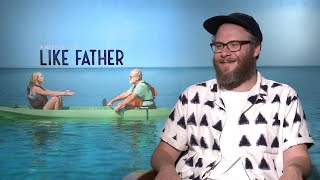 Baixar Seth Rogen Dishes All About Doing The Lion King With Beyonce and Donald Glover (Exclusive)