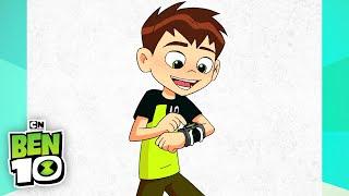 Ben 10 | Alien Erfahrung AR-App! | Cartoon Network
