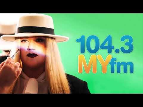 Kelly Clarkson on 104 3 MYfm 09 26