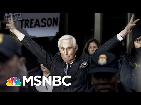 Goldman On Roger Stone: Trump Basically Commuted A Co-Conspirator | The 11th Hour | MSNBC