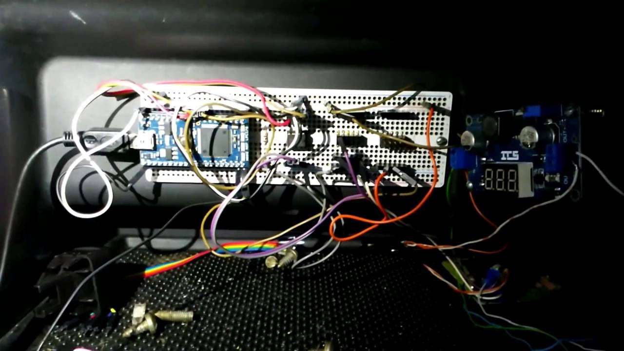 In car tuning/flashing adapter - just4trionic mbed nxp1768  99 Saab 9³ with  trionic 5 ecu