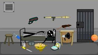 part 8 Stickman Jailbreak 1 & 6 By (Dmitry Starodymov) & Escape the Prison By (Ber Ber)Games 2020