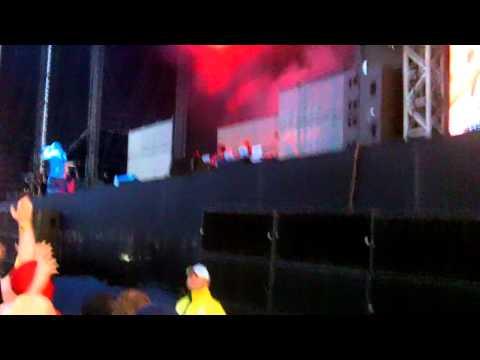 Magnetic Man @ Creamfields 2011-