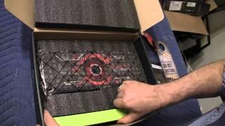Part 1: Unboxing the XFX ATI AMD Radeon HD 6990 Video Card