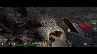 Left 4 Dead 2 Gameplay Only - Coldstream