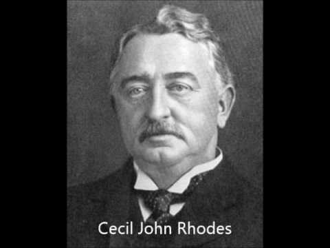 Black Labor Exploitation by Cecil John Rhodes & De Beers from 1870