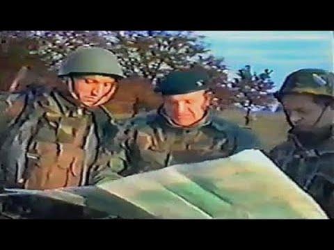 IKM 5.korpusa tzv.ARBiH - Dubovsko 1994 /muslim.snimak/