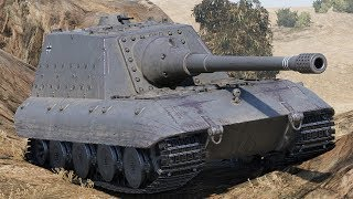 World of Tanks Jagdpanzer E100 - 9 Kills 12,6K Damage