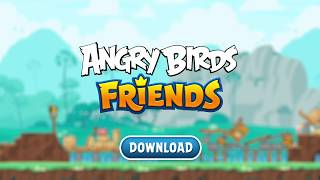 Angry Birds Friends | Gameplay Clip
