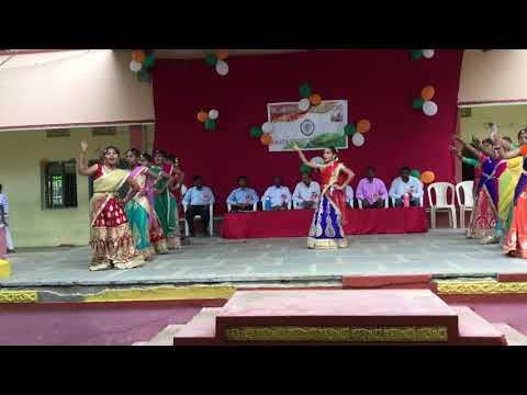 Chinni Chinni ashalunna paruvaaniki dance performance by Kbs students