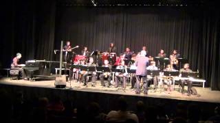 CPP Jazz Fall Concert 2012- Kinda Dukish/ Rockin