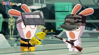 Raving Rabbids Alive & Kicking  | Episode 6 THE END | ZigZag Kids HD