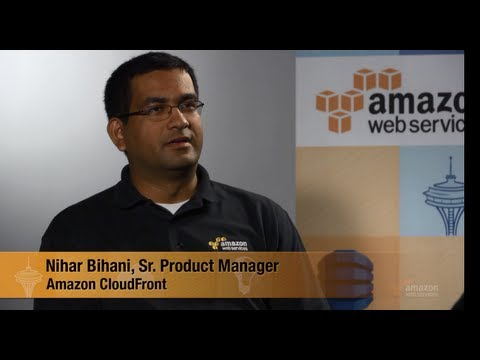 The AWS Report - Nihar Bihani, Amazon CloudFront