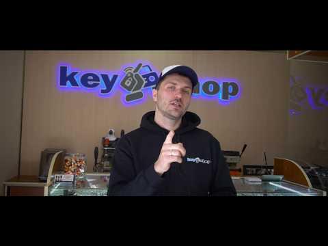 KEY-SHOP магазин-мастерская изготовление и продажа авто ключей г. Кривой Рог 097 940 95 79