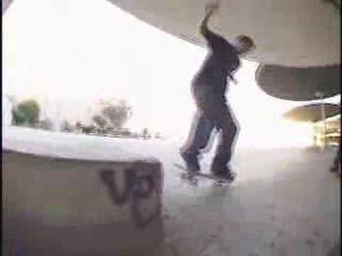 Sam Baptista Skateboarding For Shortys In How To G...