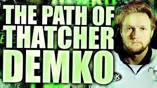 The Path Of Thatcher Demko To The NHL - Vancouver Canucks (Demko VS Buffalo Sabres - Prospects Talk)