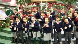 Karin Christmas Show 2016民生書院幼稚園合唱團報佳音 又一城