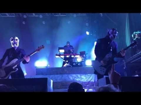 Ghost - Square Hammer Barcelona 14/4/2017