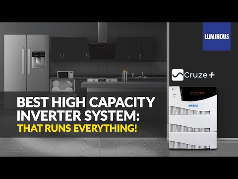 Cruze High Capacity System - Features and Installation
