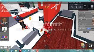 Bir GamePlay Videosu Oynadim (ROBLOX)