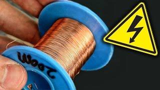 Как сделать Высоковольтный Трансформатор | Трансформатор Теслы(, 2015-11-16T18:50:14.000Z)