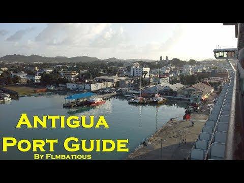 Antigua Carribean Cruise Port Guide