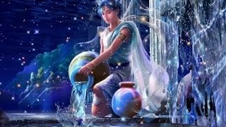 AQUARIUS `WATER BEARER * SEPTEMBER 2015 *Clairvoyant Alchemy* #17 STAR, Intellectual, Inventive..